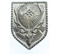 German Hunting Association  Game Warden's Duty Badge