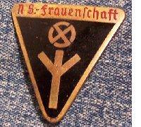 N.S. Frauenschaft Members Pin