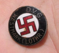 D.V.G. Fellow Countrymen League Pin