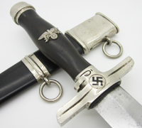 Postal Protection Dagger by P. Weyersberg