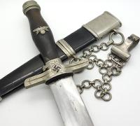 Paul Weyersberg Postal Protection Dagger