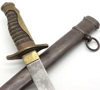 Japanese Police Dagger