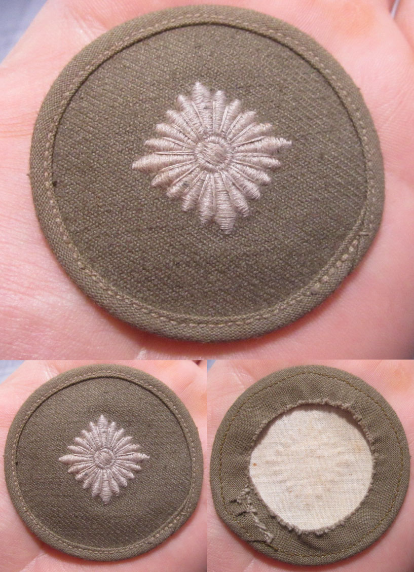 2nd Pattern Oberschätze's Rank Pip