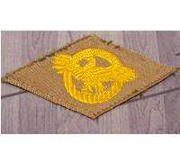 Ruptured Duck Honorable Discharge Patch