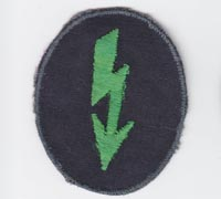 Army Signals Personnel Trade Badge