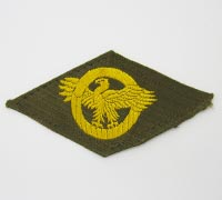 US Army Honorable Discharge Emblem Lozenge