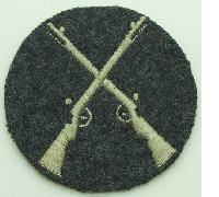 Luftwaffe Flight & Air Signals Armorer Trade Badge