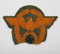 Gendarmerie Police Sleeve Eagle