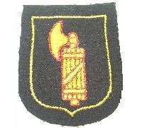Waffen SS Italian Volunteer Shield