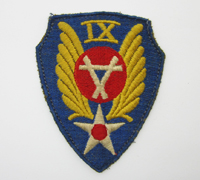 US IX Aviation Engineer Command Patch