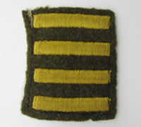 US Army Air Force Overseas Bar