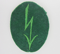 Jäger Troop Signals Trade Badge
