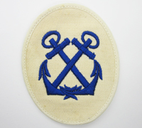 Navy Helmsmen Career Sleeve Insignia