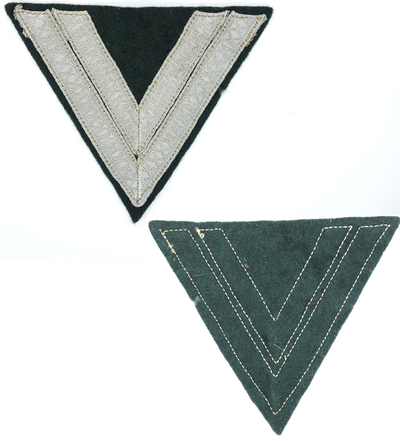 Army Rank Chevron