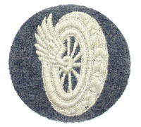 Luftwaffe Motor Transport Equipment Trade Badge