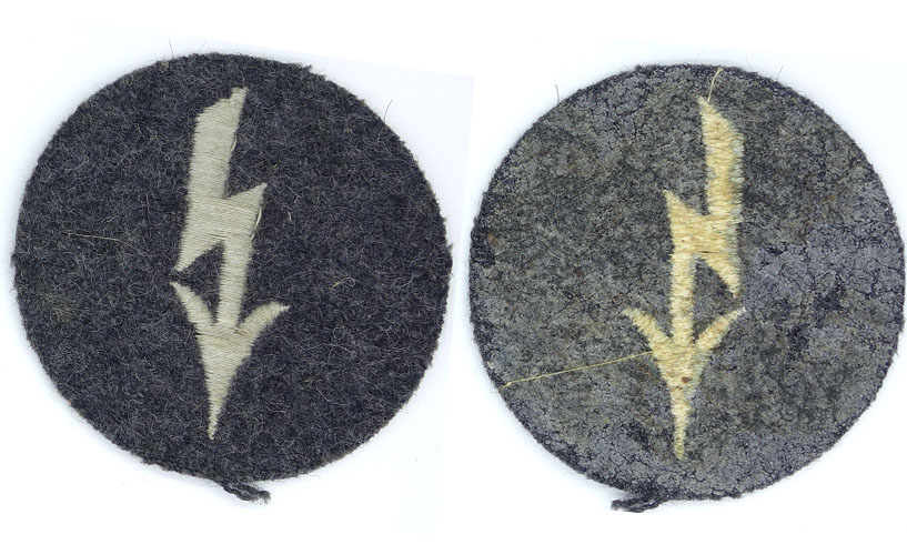 Luftwaffe Signals Personnel Trade Badge