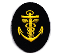 Navy Administrative Career Sleeve Insignia
