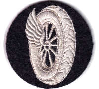 Motor Transport Equipment Administrator's Trade Badge