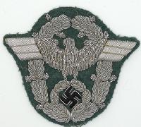Uniform Removed Police Officers Sleeve Eagle