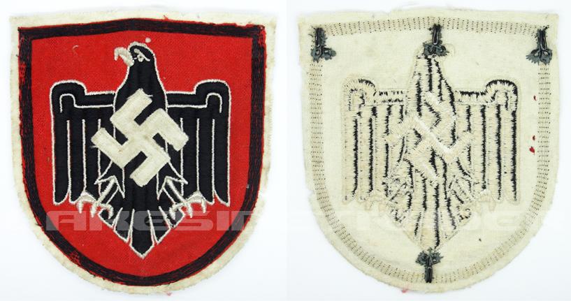 NSRL/DRL Sports Patch 1936