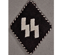 Tagged – Officers Germanic SS Sleeve Diamond