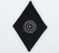 SS Officer Marksman 2nd Class Sleeve Diamond