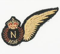 Royal Canadian Air Force Navigator's Wing