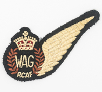 Royal Canadian Air Force Wireless Air Gunner's Wing