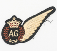 Royal Canadian Air Force Air Gunner's Wing