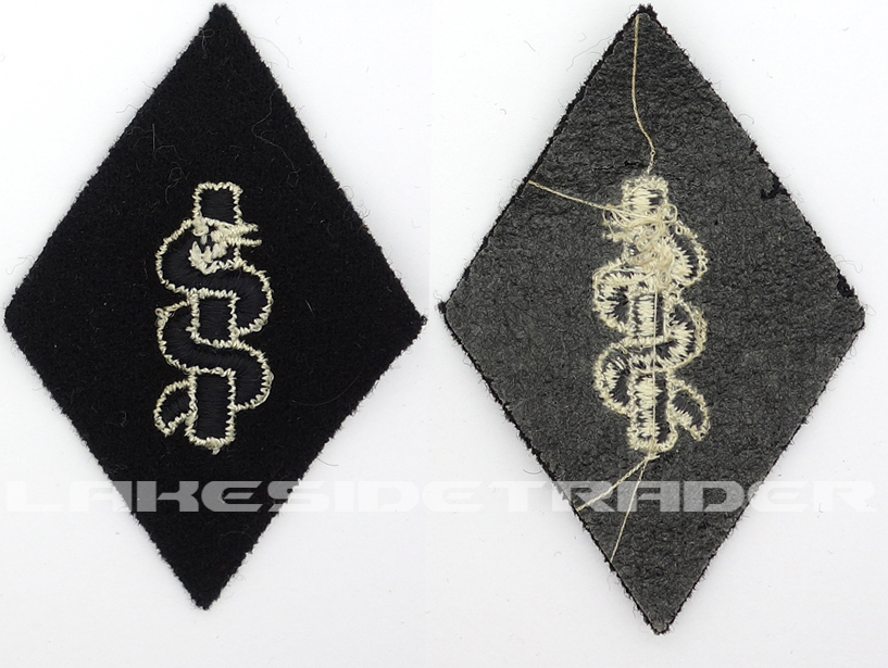 SS EM Medical Services Sleeve Diamond