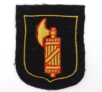 Waffen SS Italian Volunteer Sleeve Shield