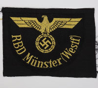 Railway RBD Münster Sleeve Eagle