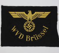 Railway RBD Brüssel Sleeve Eagle