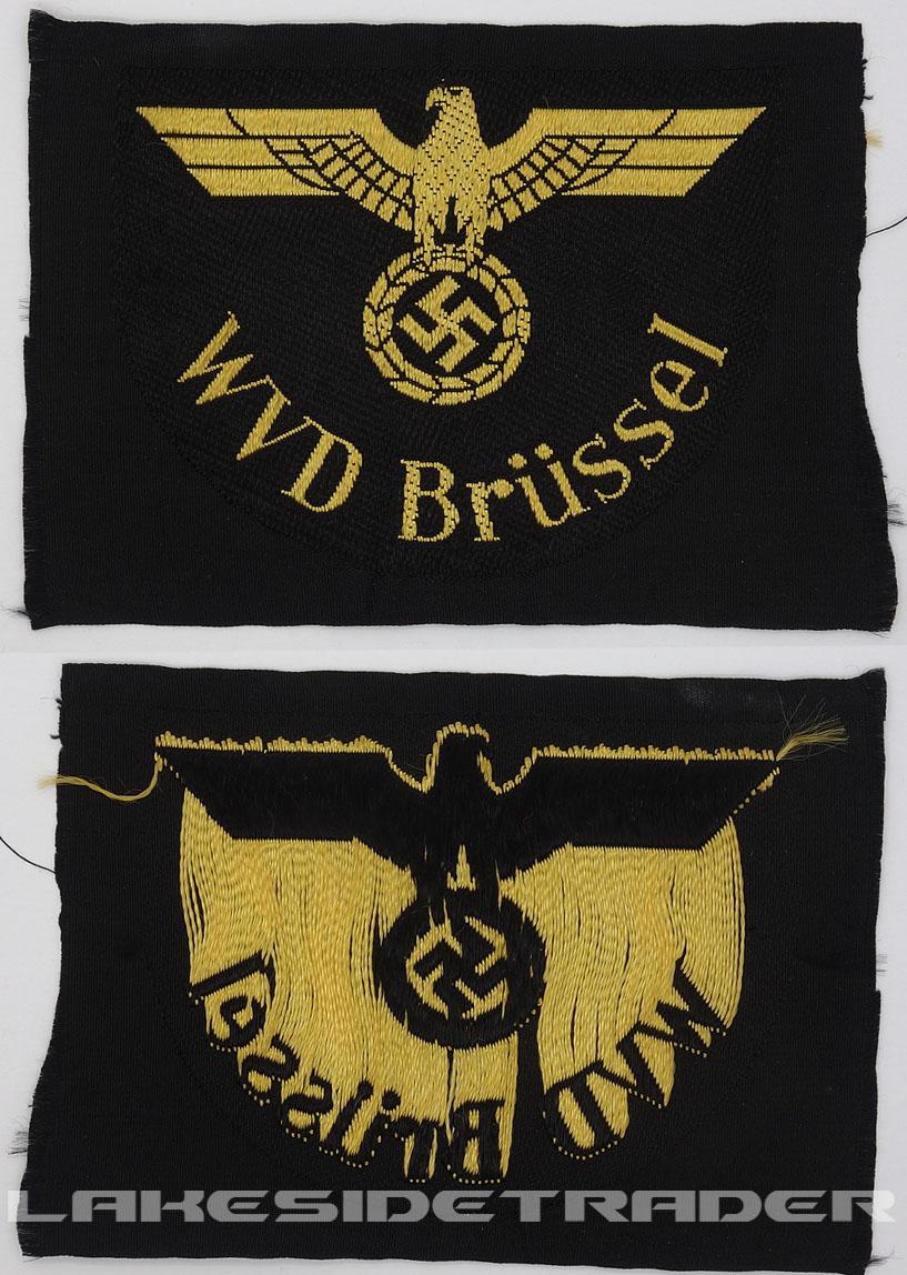 Railway RBD Brüssel Sleeve Eagle