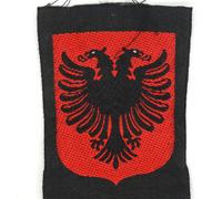 Waffen SS Albanian Volunteer Sleeve Shield