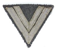 Luftwaffe Obergefreiter Rank Chevron