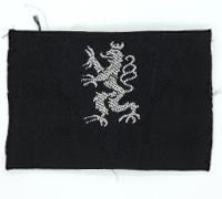 Gendarmerie Protectorate Emblem Insignia 1939-45