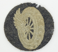 Luftwaffe Motor Transport Trade Badge