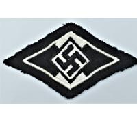 SS Former HJ Member Sleeve Diamond