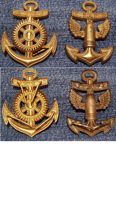 NCO Career Insignias