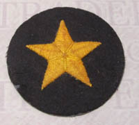 Boatswain's EM Career Sleeve Patch