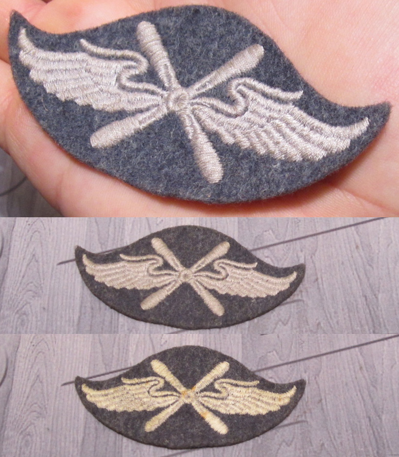 Luftwaffe Flying Personnel Trade Badge