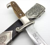 Ed. Wusthof RAD EM Dagger