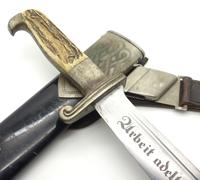 RAD EM Dagger w Hanger by Carl Eickhorn