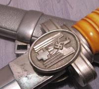 Red Cross Leader Dagger
