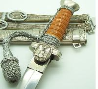 Red Cross Leader Dagger with all the Accoutrements