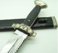 Red Cross EM Dagger
