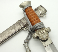 Red Cross Leader Dagger