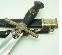 Early RLB 1st Model Leader Dagger by P. Weyersberg