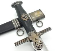 Minty - RLB 2nd Model Leader Dagger by P. Weyersberg